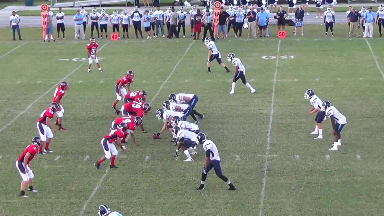 gabe walker u0027s sophmore season highlight playing football for
