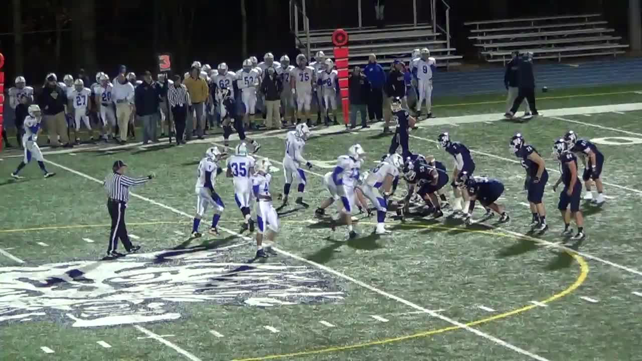Danvers High School Football
