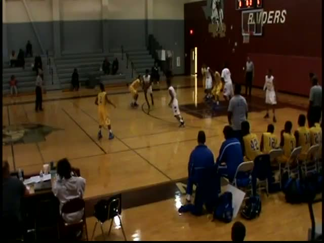 channelview high school basketball video  u0026quot vs  aldine