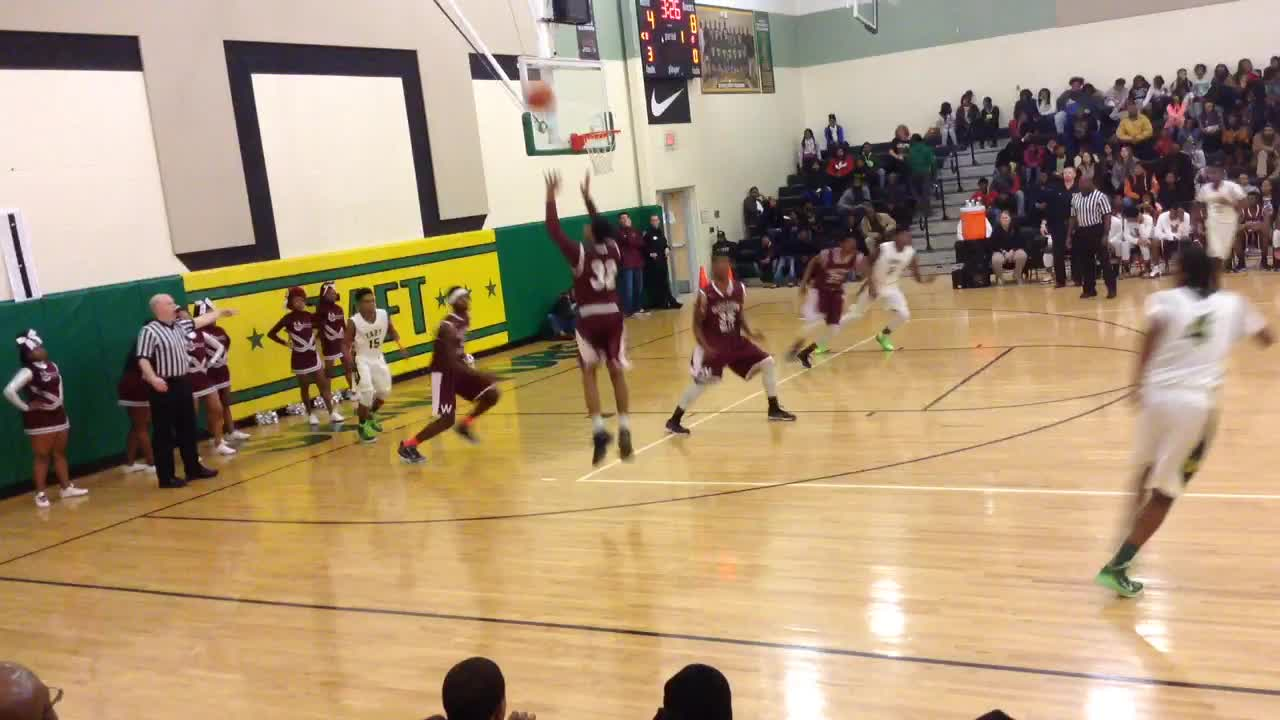 Western Hills High School vs. Taft - Evan Walker highlights