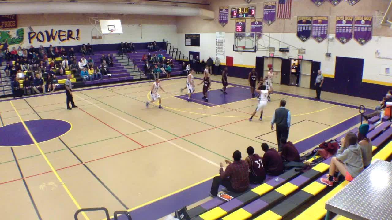 Bret Harte High School - Edward Santos highlights