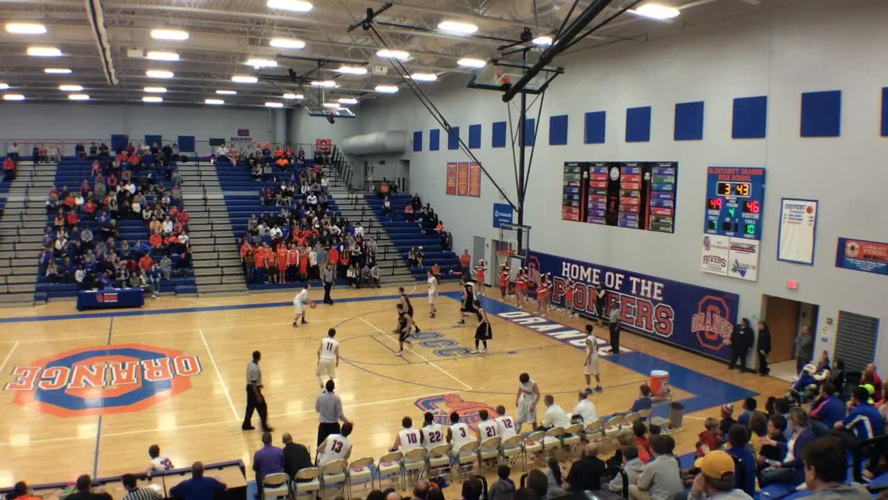 Olentangy Orange High School vs. Olentangy High School ...