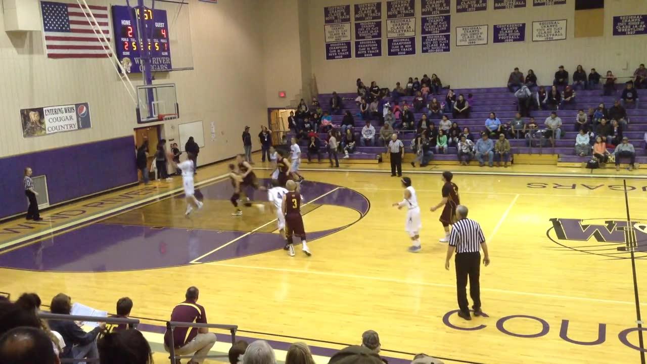 Wind River High School vs. Big Horn High School - Caleb C ...