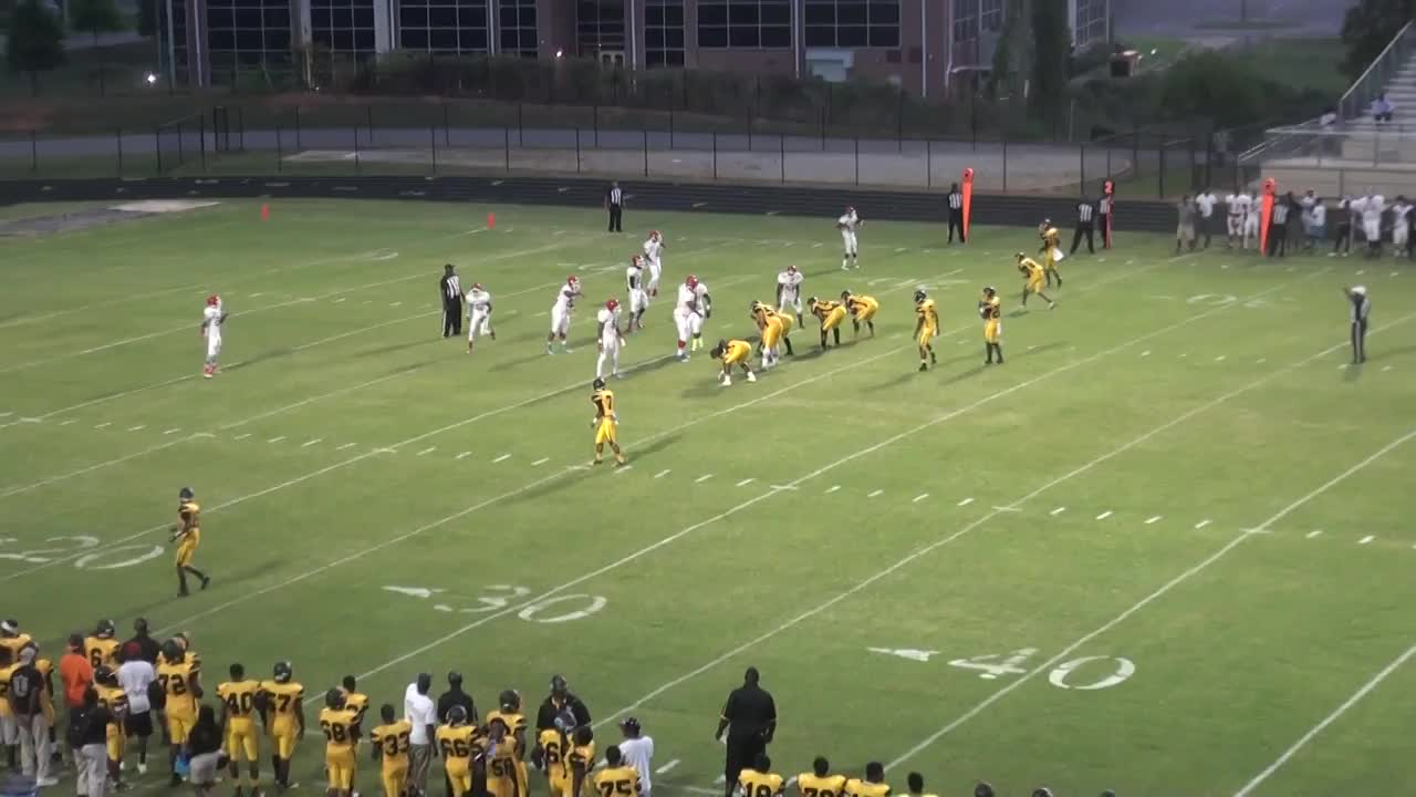 Wenonah High School vs. Midfield High School - Tyler Thornton ...: hudl.com/athlete/1907178/highlights/160809368/v2