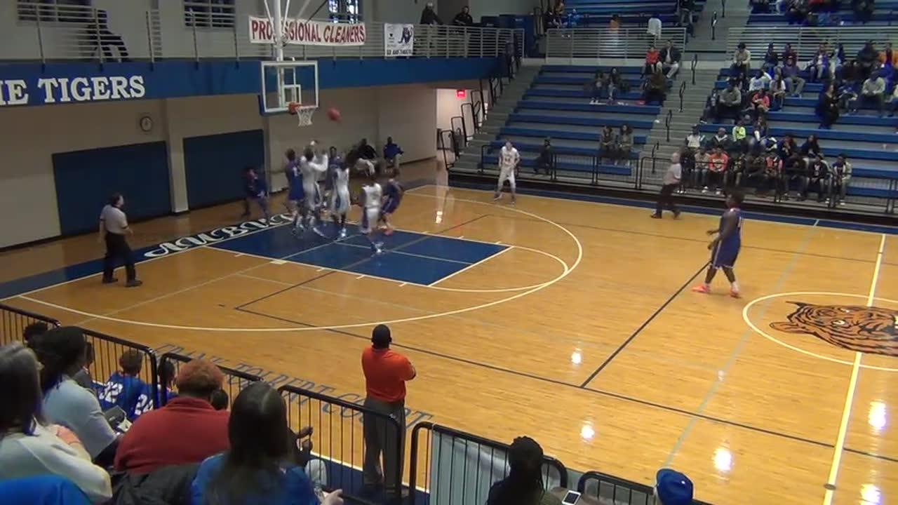 Auburn High School vs. Valley High School - Maurice ...