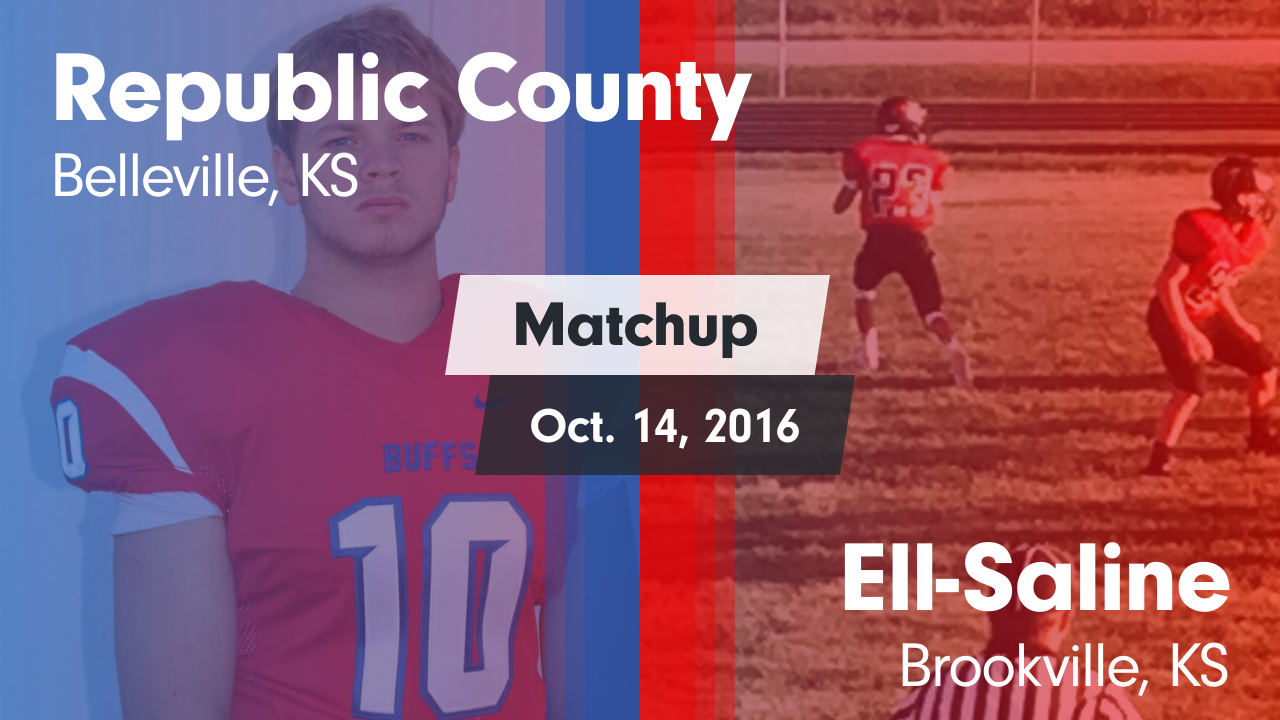 Kansas republic county agenda - Matchup Republic County High Vs Ell Saline 2016