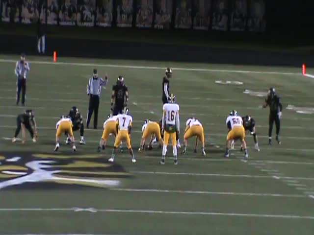 vs. Shawnee Mission South HS - Boys Varsity Football
