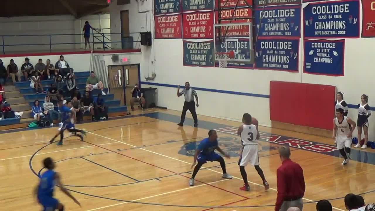 Coolidge High School Basketball