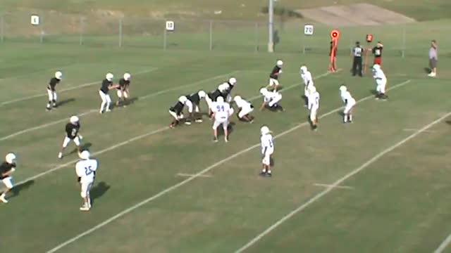 Renner 8th Grade Football Team - Renner Middle School