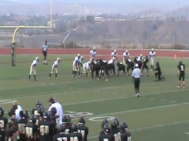 Freshman Football Golden Valley High School Santa Clarita