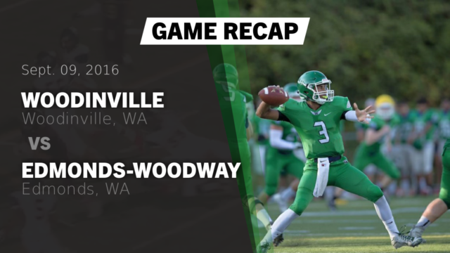 Boys Varsity Football Woodinville Woodinville Washington
