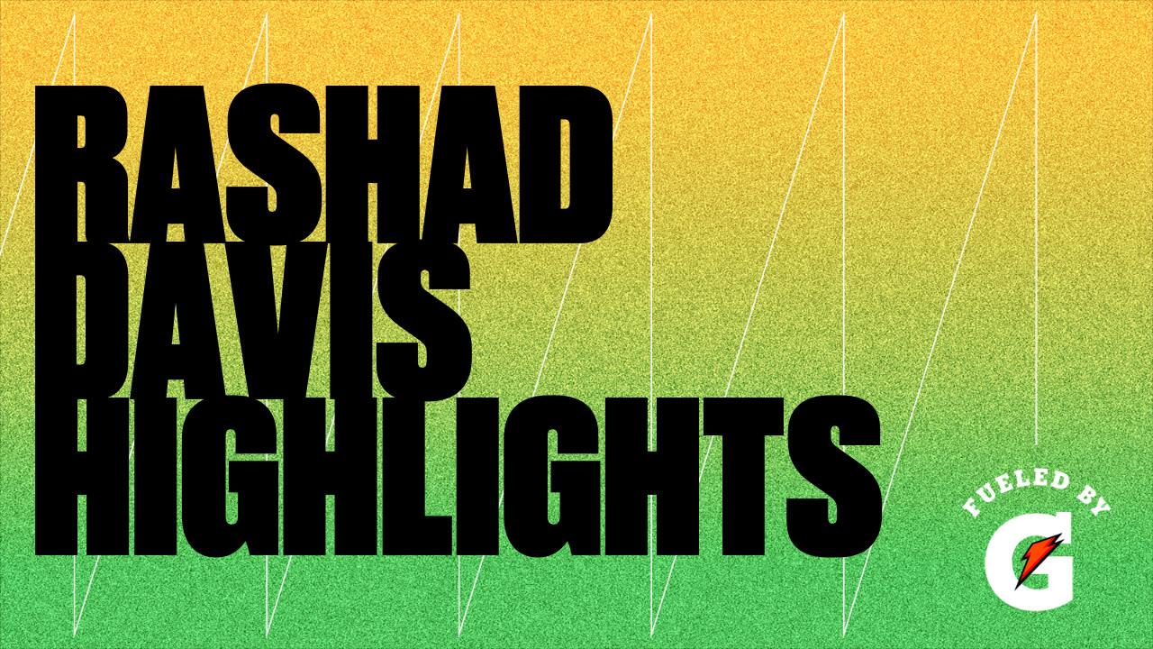 Rashad Davis Highlights