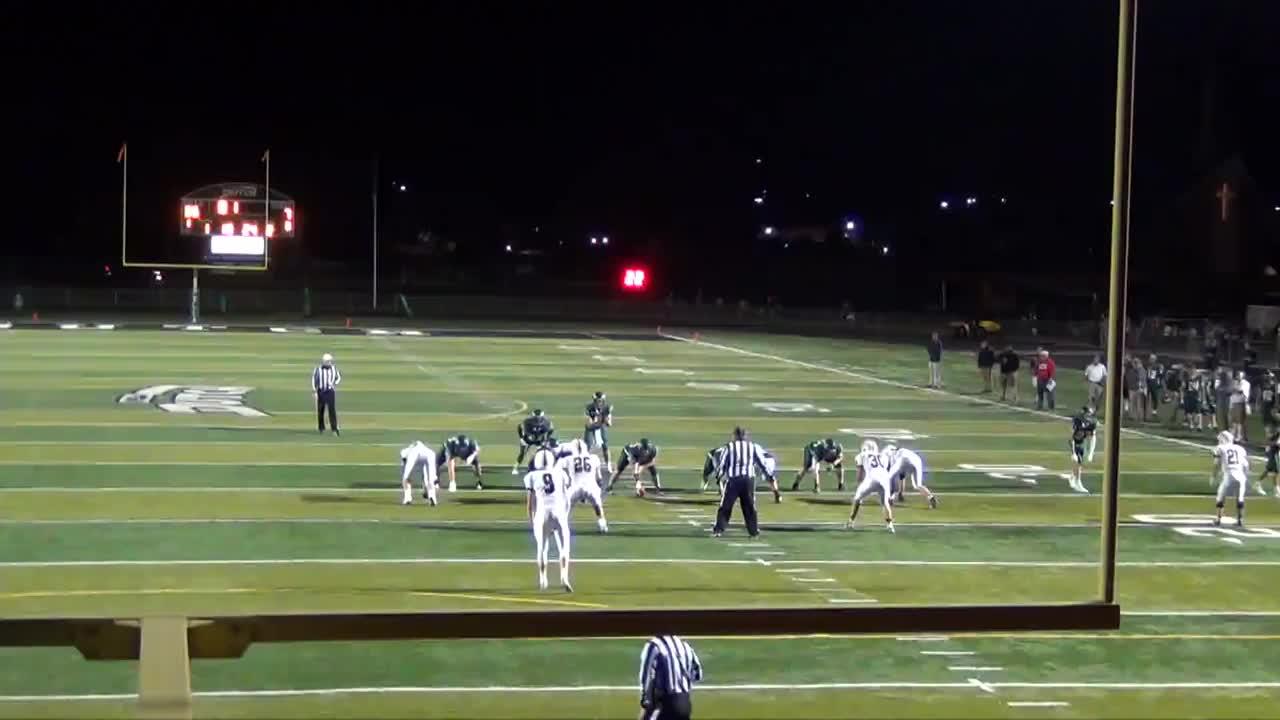 Boys Varsity Football - Creston High School - Creston, Iowa